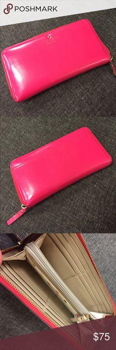 Kade  spade ♠️ Waller Nice good condition inside clin  for 12 credit card kate spade Bags Wallets