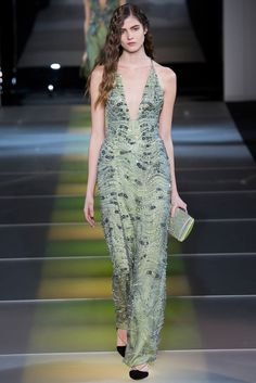 Giorgio Armani Fall 2014 Ready-to-Wear - Collection - Gallery - Style.com