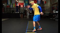 Fastest Feet In Boxing: LOMACHENKO Footwork Drill | Ломаченко. Самые быстрые ноги в боксе. - YouTube