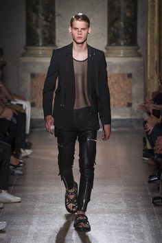 Les Hommes Spring Summer 2017 - Milan Fashion Week #MFW