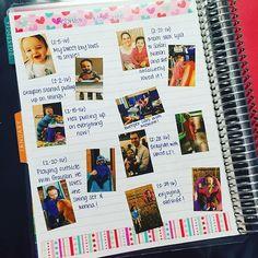 (Repost von @ ErinCondren @ jenplans). ..Meine Bilder und Erin Condren Lifeplanner / Notebook Review in Deutsch auf: www.all-my-pretty-things.com - YouTube Video: @MarinRoj - bekommt $10 mit eurer ersten Bestellung geschenkt, Link ist in meinen Review's :) ..dort findet Ihr auch Ideen zur Gestaltung & Dekoration + Infos, wo ihr den Planner Kalender in/ aus Deutschland online bestellen/ kaufen könnt (nicht Amazon)  (Rose Gold Vertical horizontal 2016)