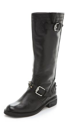 Ashlyn Tall Flat Boots