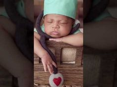 Cute Babies with wool props #shorts - YouTube