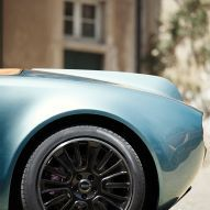 Mini Superleggera Vision Concept Wheels