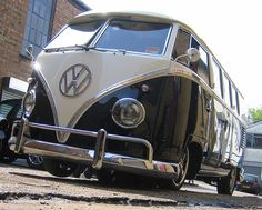 VW Bus... I want this