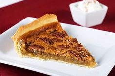 This is a traditional Southern holiday pie that's perfect for Thanksgiving. Be careful not to overbake it. While baking, the center will rise up and then coll(...)