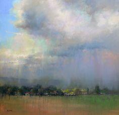 Richard McKinley (pastel)
