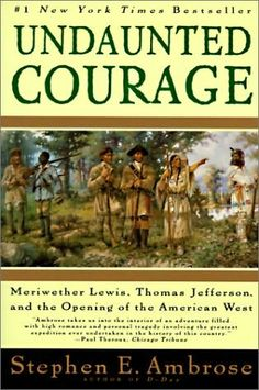 Think you know Lewis and Clark? This historical gem reads like an adventure novel. Do yourself a favor and read it.