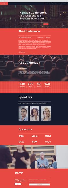 A fiesta of flavor makes this HTML website template come alive - resume web template