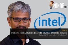 AMD loses Raja Koduri to Intel's new Core and Visual Computing Group, where Intel will put a new focus on graphics and edge computing solutions.   Share this:   Facebook Twitter Google Tumblr LinkedIn Reddit Pinterest Pocket WhatsApp Telegram Skype Email Print