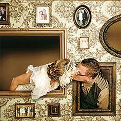 photomaton / photobooth de mariage