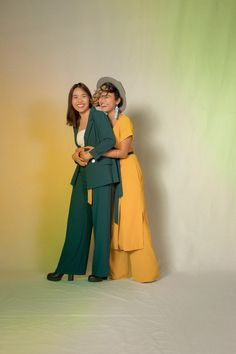 As she rushed over to our studio with her younger sister, Haziqah, at her heels with a sweet box of doughnuts and… Sweet Box, Doughnuts, Duster Coat, Sisters, Studio, Heels, Jackets, Fashion, Heel