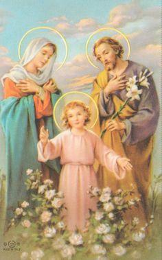 virgen maria y jesus - Buscar con Google