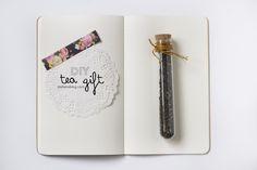 DIY tea gift | Stellaire