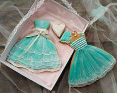 Amazing work- dress cookie