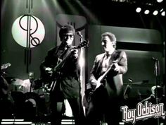 """Roy Orbison and Friends - """"Dream Baby"""" - from """"Black and White Night"""" Great hero sings great song--nuff sed"""