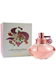 Shakira S by Shakira Eau Florale Deluxe Edition Edt 80ml