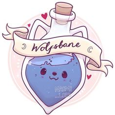 🐺💙✨ Yayy for re-starting my kawaii potion series! 😄 what potion would you like to see next? Fanart Harry Potter, Magia Harry Potter, Arte Do Harry Potter, Harry Potter Cartoon, Cute Harry Potter, Harry Potter Drawings, Harry Potter Wallpaper, Harry Potter Characters, Harry Potter Universal