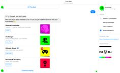 Facebook Messenger Bots Update: Menüs ohne Texteingabe und individuelle Messenger Shares