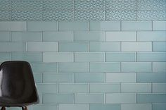 ritz wall tiles £25 m2 (these are blue but oat gloss may be good? colour variations in plain)