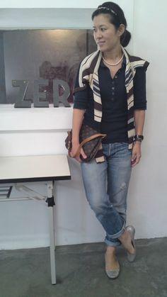 ポロシャツの画像:ファッションエディター大草直子の「情熱生活」