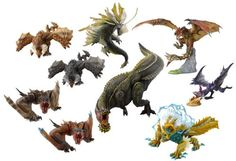 Capcom CFB Model Volume 13 Monster Hunter The Best *** Check out this great product.