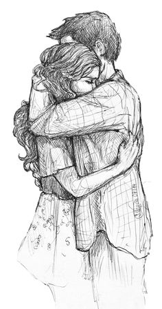 Couple Pencil Byme Drawing Art Sketch Drawing Of Kisses And