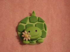 Turtle Cupcake Topper on Cake Central