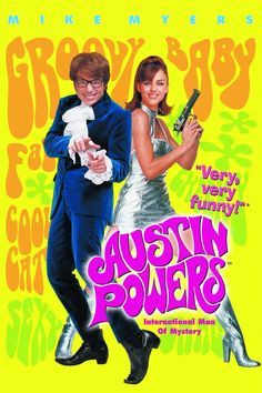 Rent Austin Powers: International Man of Mystery starring Mike Myers and Elizabeth Hurley on DVD and Blu-ray. Get unlimited DVD Movies & TV Shows delivered to your door with no late fees, ever. Elizabeth Hurley, Austin Powers 1, Love Movie, Movie Tv, Movies Showing, Movies And Tv Shows, Peliculas Western, Science Fiction, International Man Of Mystery