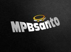 Logo desenvolvido para blog de música cristã / Logo designed for christian music blog (Brazil).