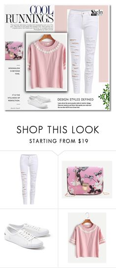 """""""SheIn 10"""" by miincee ❤ liked on Polyvore featuring WithChic and Lacoste"""