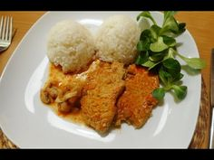 Bravčové karé na šampiňónoch a paradajkovom pretaku Grains, Rice, Food, Essen, Meals, Seeds, Yemek, Laughter, Jim Rice