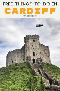 Traveling to Wales isn't cheap, especially in the cities. Here's a few free things to do in Cardiff for budget travelers in the UK. I TravelDudes #Travel #Cardiff #Wales | Cardiff Travel | Cardiff Things to Do | Cardiff What to Do In | Cardiff Castle Bucket List Holidays, Bucket List Life, Budget Travel, Travel Tips, Wales Cardiff, Traveling Europe, European Destination, Free Things To Do, Ultimate Travel