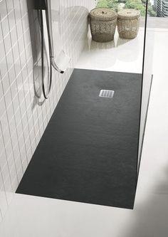 Receveur de douche : en céramique, en résine, en Solid Surface ou en acier
