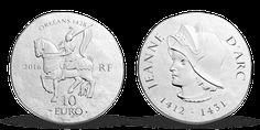 Panna Orleánska z prestížnej Parížskej mincovne