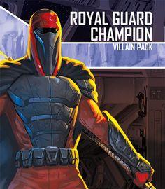 Star Wars Imperial Assault – Royal Guard Champion Villain Pack ...