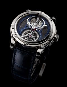 The Qatar Tourbillon: a watch fallen from sky - to discover : www.themilliardaire.co