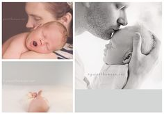 Newborn Baby Photography | Soft, Indoor, Natural Light | Paint the Moon Photoshop Actions