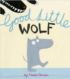 I like the style of the wolf, especially his crazy eyes.