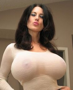 naked women with very large breasts