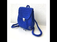 You want this Crochet handbags authentic or handbag Crochet then Learn more at the website press the grey link for more info _ Crochet Shell Stitch, Crochet Stitches, Crochet Hooks, Crochet Backpack, Backpack Pattern, Crochet Handbags, Crochet Purses, Pretty Backpacks, Mochila Crochet