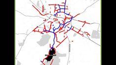 Infrastruktura rowerowa Lublina powstawanie