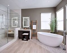 Image result for contemporary modern bathrooms
