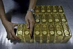 Now that's what I call a nice stack of #gold