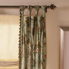 Drapery Design Ideas curtain ideas youtube drapery design ideas valance drapes Sculpted Tab Drape Drapes Drapes Curtains Window Drapes Window Curtains