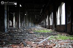 Michigan Central Station in Detroit, MI detroit photographer michigan central station mcs 2