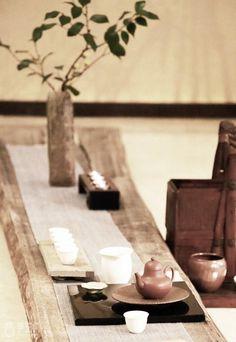 茶器 茶席 茶声 茶事 茶会 - 欣赏 - 手艺门 Matcha, Chai, Korean Tea, Chinese Tea Set, Tea Lounge, Tea Cafe, Tea Culture, Tea Tray, Coffee Set