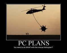 PC Plans..gotta watch out for them!