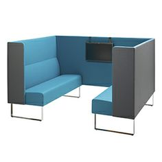 Product name: Monolite High Company: Kinnarps Pros: Provides privacy, visually defines a space