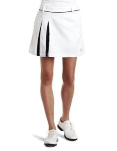 Puma Golf Women's Golf Performance Skirt Golf Skirt, $60.00